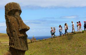 Isla de Pascua_Cantera Rano Raraku1